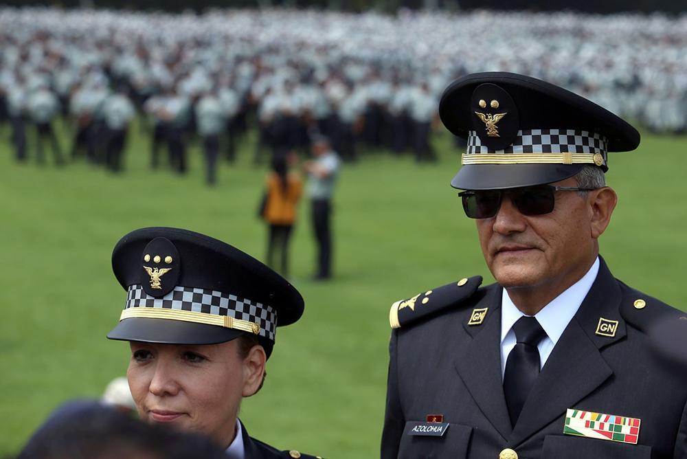 El General de Brigada Xicoténcatl de Azolohua Núñez Márquez continuará en la Coordinación de la Guardia Nacional.