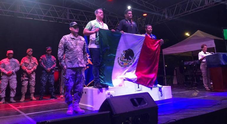 Sheinbaum inaugura Juegos Latinoamericanos de Policías y Bomberos