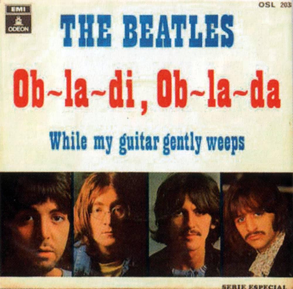 'Ob-La-Di, Ob-La-Da' de los Beatles es la canción pop perfecta, según la ciencia
