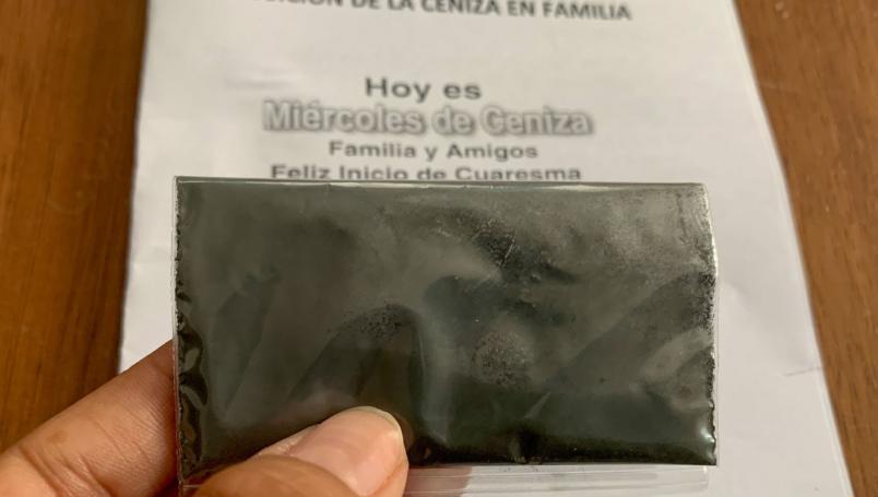 Cómo serán las celebraciones del Miércoles de Ceniza en las iglesias santiagueñas